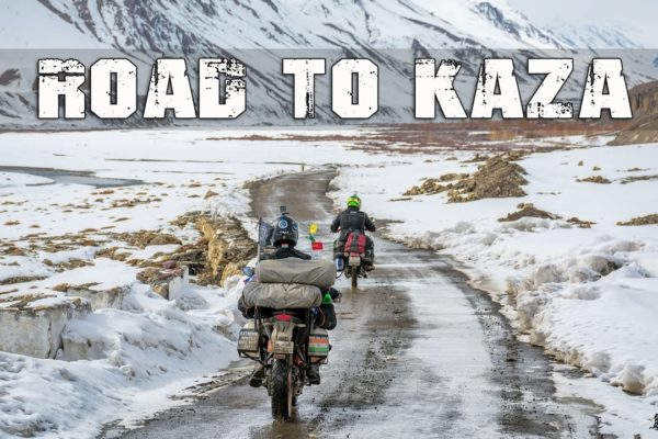 roads to kaza
