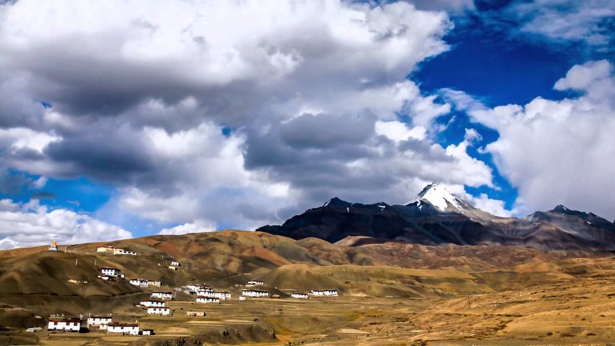 cloud view of kaza