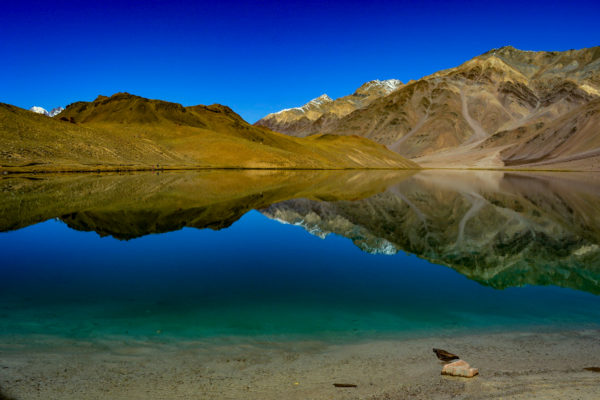 Chandra Taal lake
