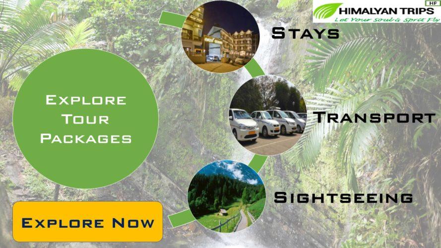 Himachal Tourist Places
