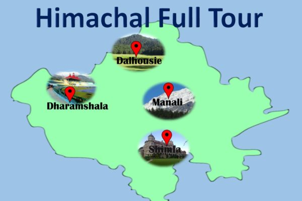 Himachal full tour